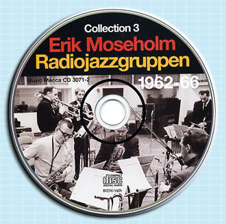 Erik Moseholm CD